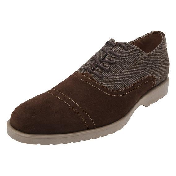 Zapatos Loredano De Gamuza 6 Y 8mx