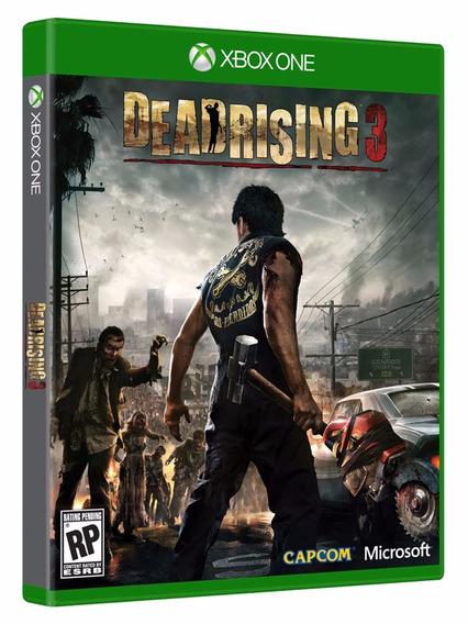 Dead Rising Xbox One - Mídia Física