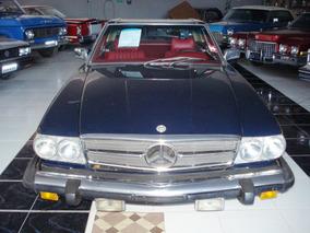 Mercedes 450 Sl 1978 Conversível Duas Capotas (lona E Aço)
