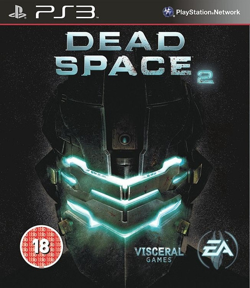 Jogo Dead Space 2 Playstation 3 Ps3 Mídia Física Terror