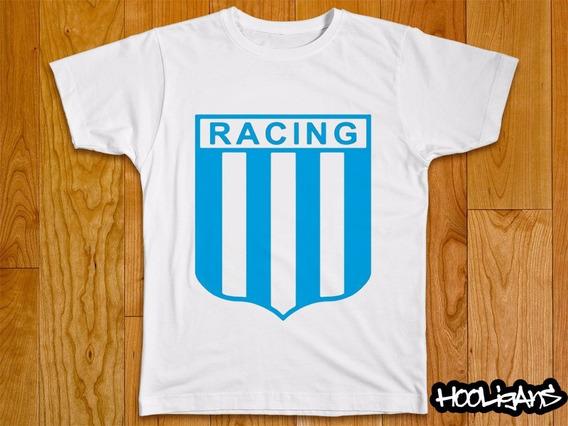 Remeras Racing