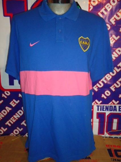 Boca Juniors Camisa Polo De Viaje