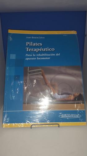 Pilates Terapéutico Rehabilitacion Aparato Locomotor Calvo Mercado Libre
