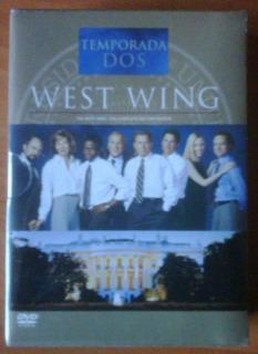 West Wing: Segunda Temporada (dvd, 2004)