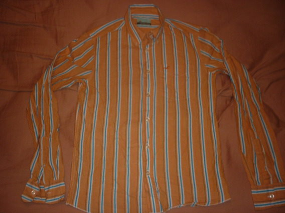 E Camisa Hollister