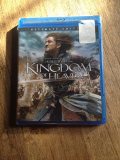 Blu Ray Kingdom Of Heaven Edicion 2 Disc 10 Aniversario