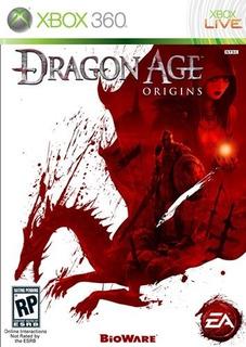 Juego Xbox 360 Dragon Age Origins Usado