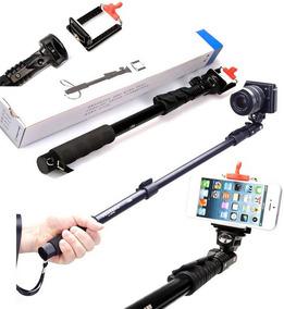 Bastão Selfie Yt-188 Yunteng-com Espelho+adapt.gopro Monopod