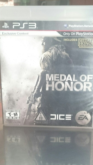 Medal Of Honor Ps3 Incluso Medal Of Honor Frontline