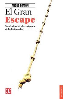 El Gran Escape, Angus Deaton, Ed. Fce