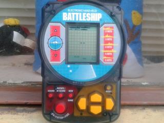 Consola Battleship Juego Milton Bradley Año 1995 Funcionando