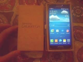 Samsung Galaxy S4 (detalle De Gorrilla Glass Roto)