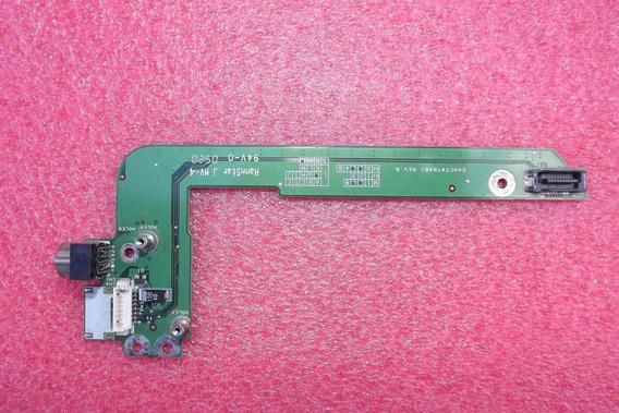 Placa Conector Saída S-video (y/c) Notebook Presario M2000
