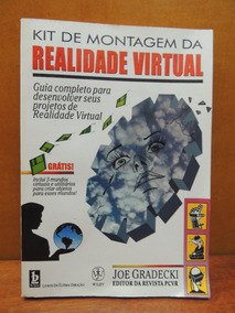 Livro Kit De Montagem Da Realidade Virtual Joe Gradecki