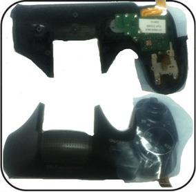 Parte De Cima Com Chaves Da Camera Sony Dsc H100 Cyber Shot