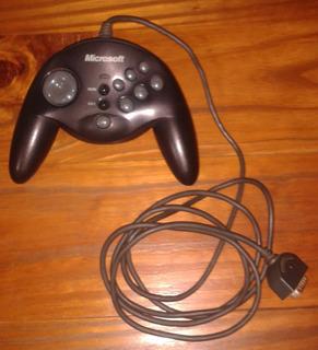 Joystick Ms Sidewinder Game Pad Con Conexión Game Port