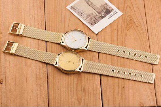 Relógio Feminino Analógico Quartzo 35mm