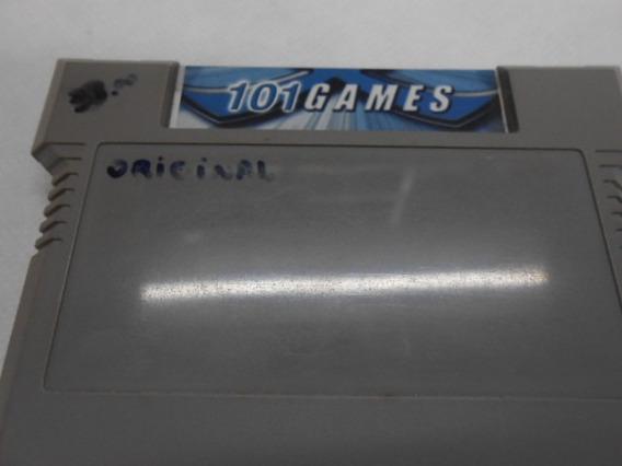 Cartucho 101 Jogos Em 1 Nintendo Nes Dynavision E Clones 60