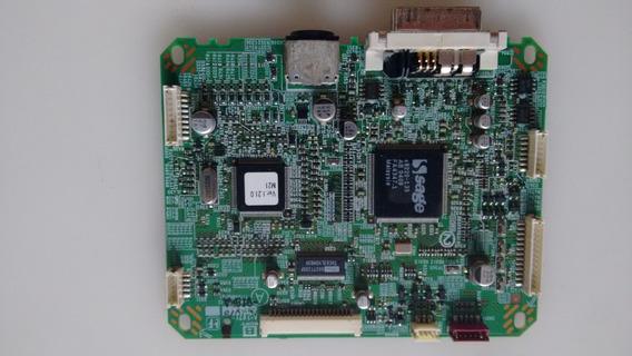 Placa De Video Para O Monitor Sony Lmd-171w