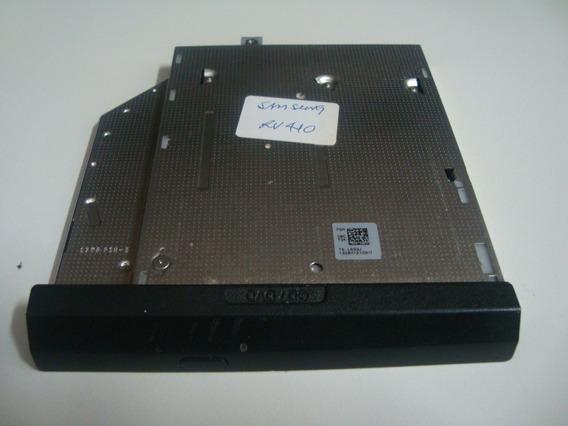 Gravador De Dvd Do Notebook Samsung Rv410
