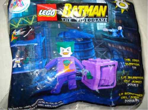 Guason Juguete Del Lego La Batman Sorpresa WIE2DH9Y