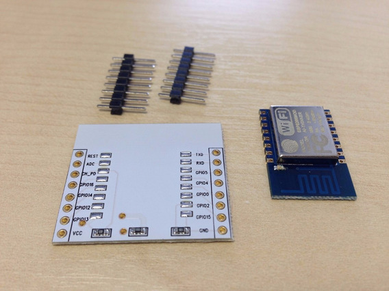 Esp8266 Esp-12 Wifi Serial 2.4ghz Arduino Pic Arm Raspberry