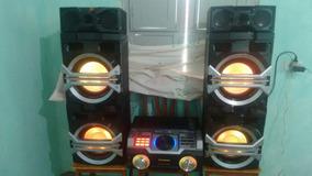 Mini System Max 370 Panasonic