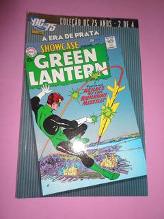 Hq Dc Era De Prata Lanterna Verde Dc 75 Anos Ed Panini