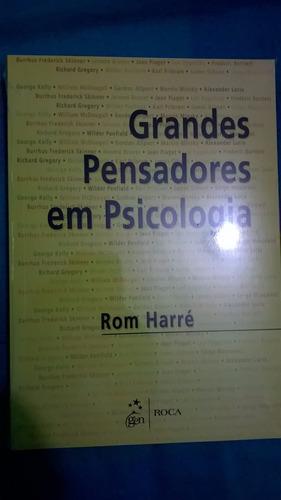 Grandes Pensadores Em Psicologia