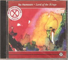 Cd Bo Hansson - Lord Of The Rings ( Rock Progressivo Sueco)