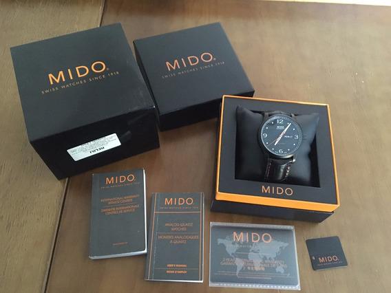 Reloj Mido Automático Multifort
