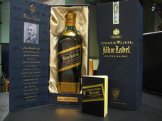 Whisky Johnnie Walker Etiqueta Azul Blue Label 100% Original
