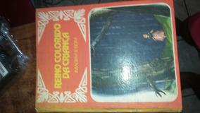 Livro Antigo História Infantil Com Disco