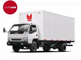 Nuevo Camion Jmc N900 Furgon Refrigerado 0 Km - Grupo Aler