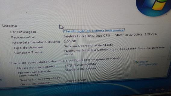 Dell Precision T3400 Funcionando