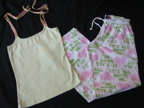 David & Goliat First Touch Set Pijama Menta Talla S