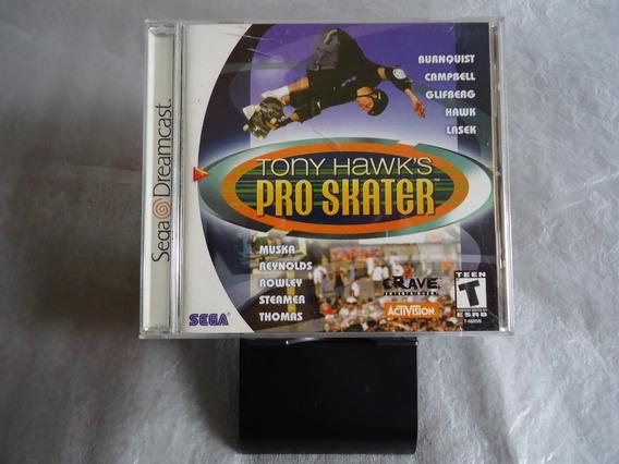 Tony Hawks Pro Skater Para Dreamcast Original Americano