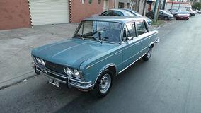 Fiat 1600 R ¿ 1972