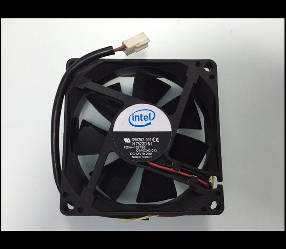 Fan Intel D95263-001 Server 12v 0.20a 2200rpm Ibm Dell Hp Pc