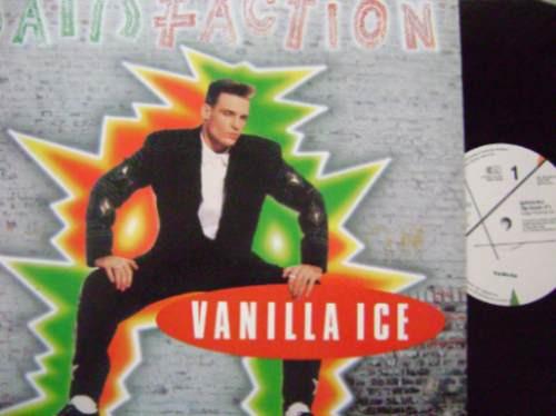 Vanilla Ice- Satisfaction - (ice House 12 ) Importado