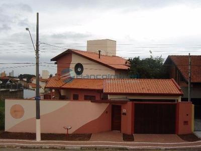 Casa Residencial Em Campinas - Sp, Jd Santa Genebra - Ca00569