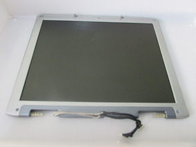 Tela Lcd Do Notebook Pc Chips A530 - Completa Com Flat