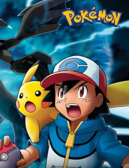Pasta Porta-cards Pokemon Com Capa Personalizada 24 Folhas
