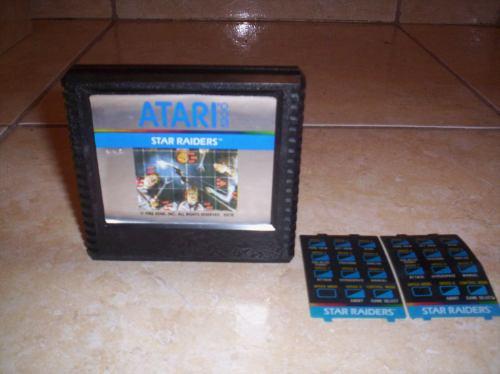 Star Raiders ( Atari 5200 ) +++