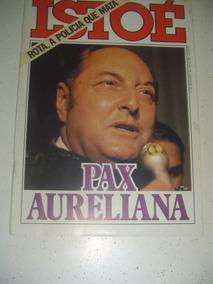 Revista Istoé 249 Maria Bethânia Denise Dumont Fagner 1981