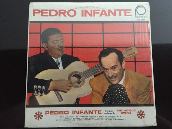 Pedro Infante Interpreta Jose Alfredo Jimenez Lp Como Nuevo