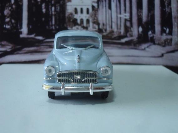 Miniatura De Veículo Fiat 1400 Ano - 1955 ´´bi Colore 1;43