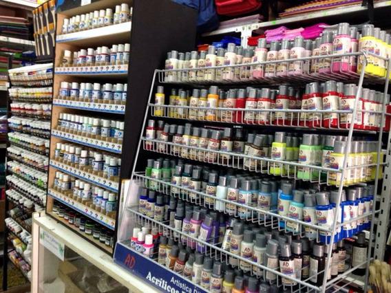 Acrilico Ad 60 Ml X 10 Colores