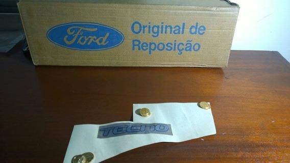 Emblema Adesivo Ford Ka Original Novo