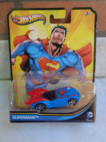 Hotwheels Superman Dc Universe 1:64 Mattel Batman